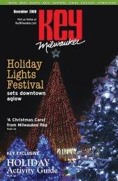 Holiday Lights Festival - KEY Milwaukee