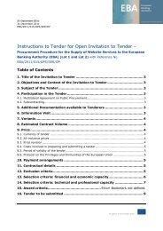 2. EBA Open Tender Instructions - European Banking Authority ...