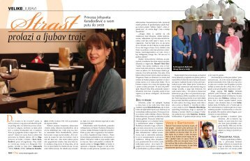 ŽENE KOJE SRBIJA VOLI: princeza Jelisaveta ... - Magazin