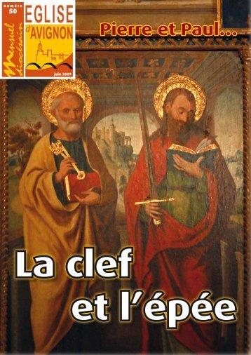 Pierre et Paul… - Diocèse d'Avignon