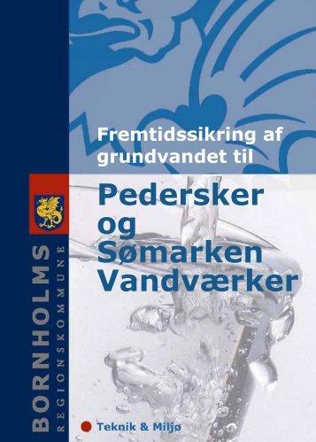 Pedersker og Sømarken Vandværker - Bornholms Regionskommune