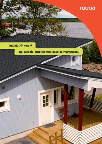Zobacz katalog dla dachu Finnera (pdf) - PG Dachy