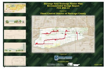 RDR 3 Report - Flood Control District of Maricopa County