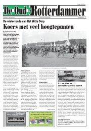 Jaargang 3, nr 17, week 34 - De Oud Rotterdammer