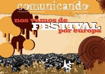 nº 39 de by Comunicando - Publicatuslibros.com