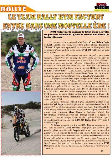 Rally - Moto Webzine