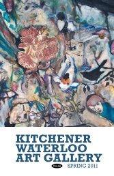 KITCHENER WATERLOO ART GALLERY