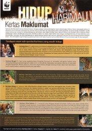 Ke ria - WWF Malaysia