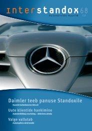 Standox - Silberauto
