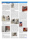 Magazín Obklady a dlažby č.8 - Cech obkladačů ČR - Page 5