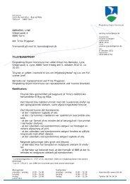 Tilsynsrapport 0810.12.pdf - Ringkøbing-Skjern Kommune