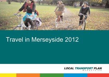 Travel in Merseyside 2012 - the TravelWise Merseyside website