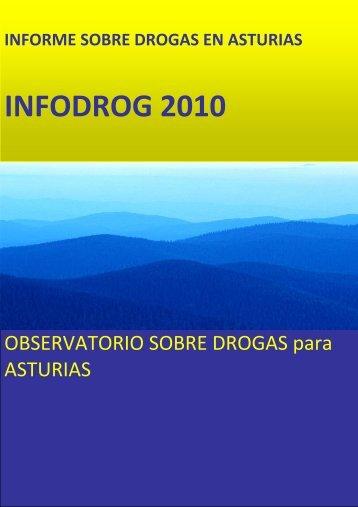 Infodrog 2010 pdf - Plan Nacional sobre drogas
