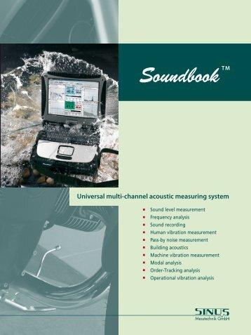 Universal multi-channel acoustic measuring system - LB-acoustics