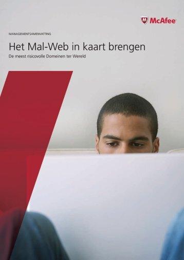 Het Mal-Web in kaart brengen - McAfee