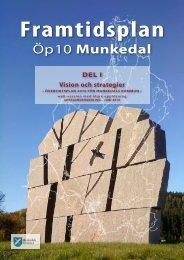 Översiktsplan 2010 - Munkedals kommun