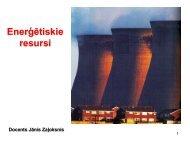 Enerģētiskie resursi