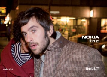 Инструкция Nokia N78 - CNews.ru