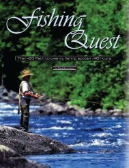 Fishing Quest - New Hampshire Fish and Game Department