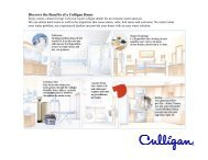Discover the Benefits of a Culligan Home