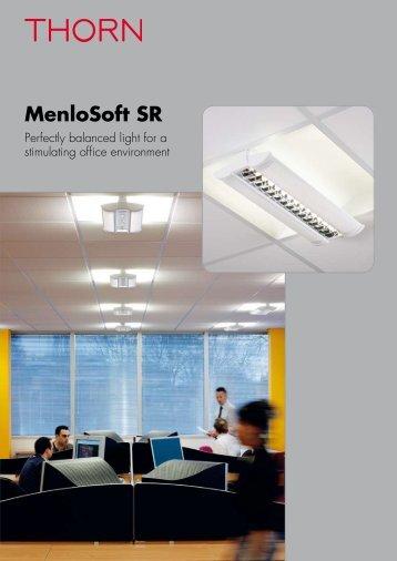 MenloSoft SR - THORN Lighting