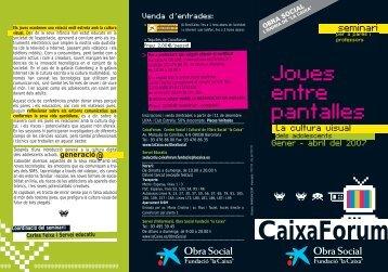 """CaixaForum - Obra Social """"la Caixa"""""""