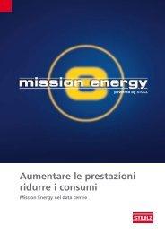 Aumentare le prestazioni ridurre i consumi - Stulz GmbH