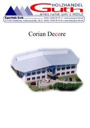 Corian Decore - Guth-holz.de
