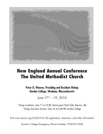 Download - New England Conference