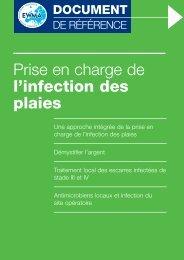 Prise en charge de infections des plaies - EWMA