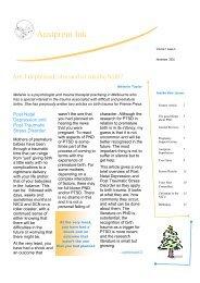 Vol 1 Issue 3 November 2003 - Austprem