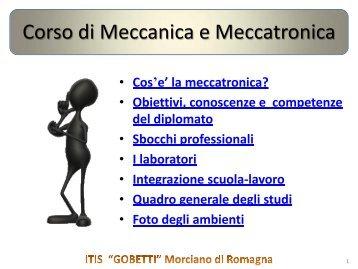 Presentazione Meccanica e Meccatronica.pdf - ISISS Morciano