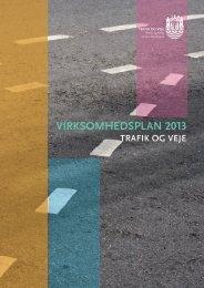 VIRKSOMHEDSPLAN 2013 - Aarhus.dk