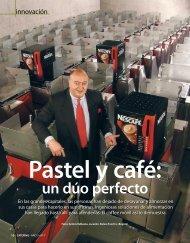 Pastel y café: un dúo perfecto - Catering.com.co