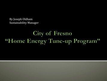 Fresno Presentation - Local Government Commission