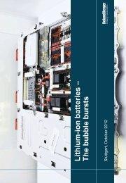 Presentation - only EN (PDF, 1374 KB) - Roland Berger