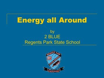Energy all around - Origin Energy