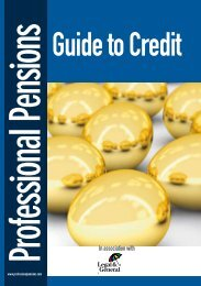 Guide to Credit - Legal & General Investment Management