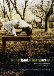 Künstlertage Hermannshof 16. bis 31. August 2003 - Kunst und ...