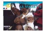 mallette des parents - Mission TICE