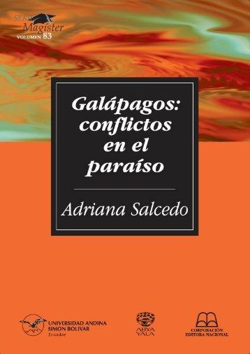 Conflictos en el paraíso - Repositorio UASB-Digital - Universidad ...