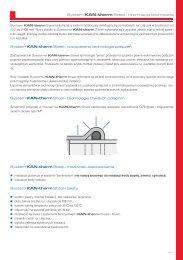 System KAN-therm Steel - informacja techniczna