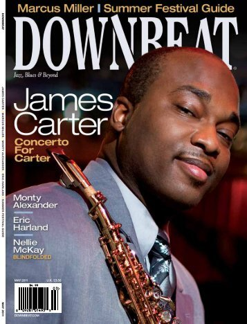 downbeat.com maY 2011 UK £3.50 downbeat.com maY 2011 UK ...