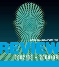 Scarce SkillS Development FunD - Words' Worth