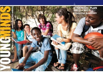 STRATEGIC PLAN 2012 2015 - YoungMinds