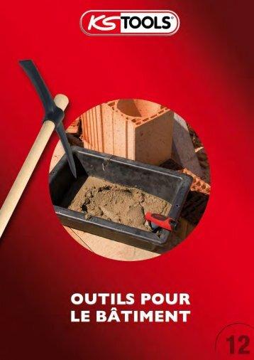 KSTOOLS outils pour le bâtiment