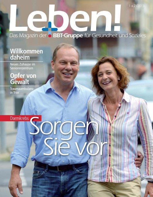 Ausgabe 1+2 / 2013 - Brüderkrankenhaus Trier
