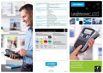 LabelManager™ 260P - DYMO