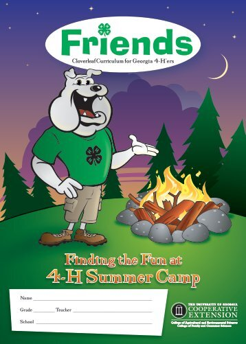 Summer Camp - Georgia 4-H