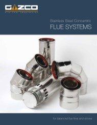 FLUE SYSTEMS - Brochures